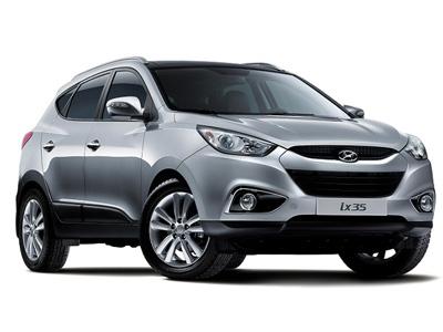 Аренда автомобиля Hyundai IX 35 (SUV)