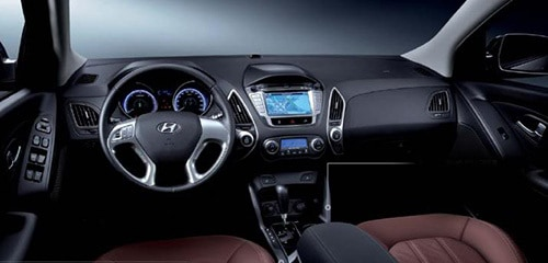 Комплектация Hyundai IX 35 (SUV)