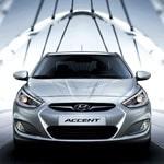 Обзор Hyundai Accent для аренды в Одессе