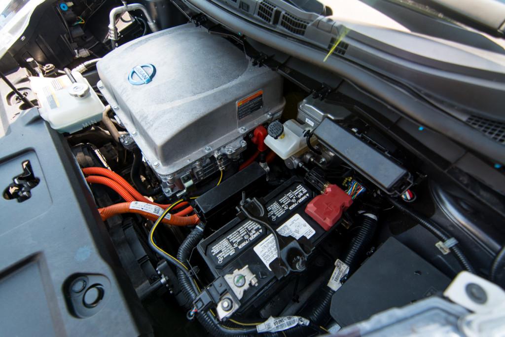 Nissan Leaf - Engine