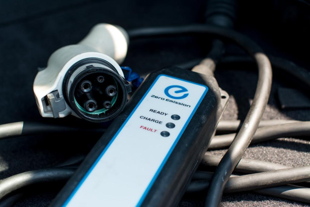 Nissan Leaf - Прокат электромоибиля