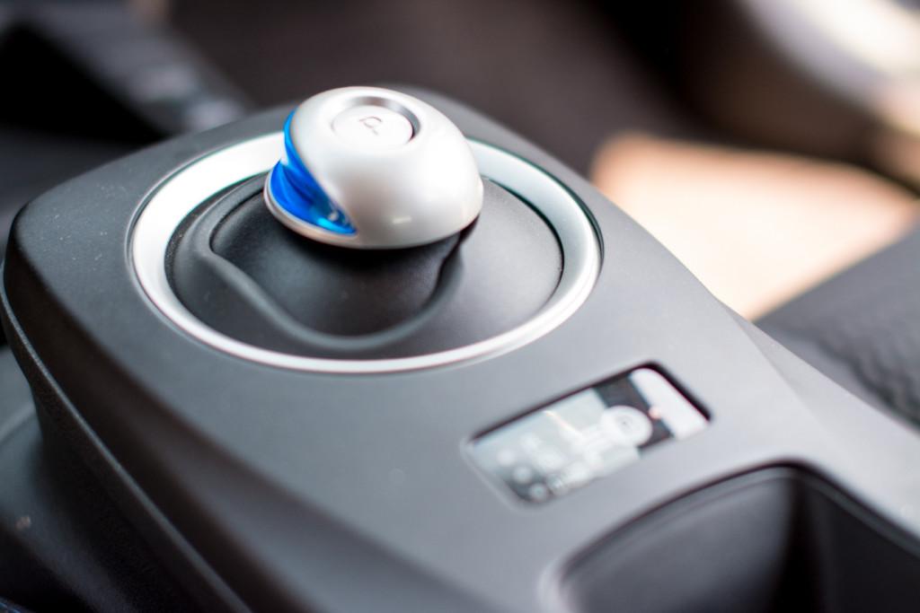 Nissan Leaf 2015 - Gear