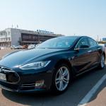 Прокат Tesla Model S 85 в Одессе
