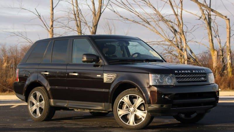 Прокат авто в Одессе - Range Rover Sport Supercharged