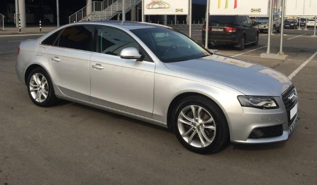 Преимущества аренды автомобиля Audi A4 Diesel в Одессе