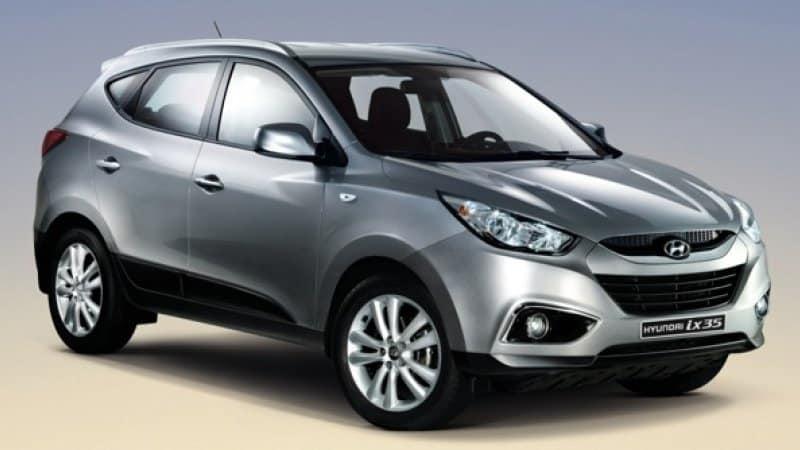 прокат автомобиля Hyundai IX 35 в Одессе