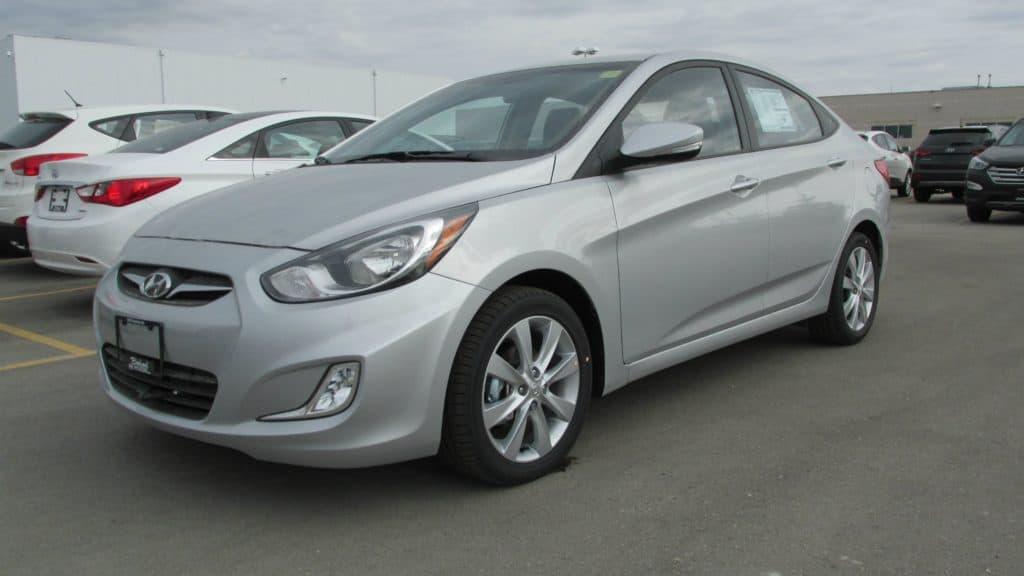 Обзор на Hyundai Accent