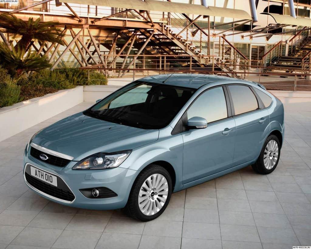 Прокат автомобиля Ford Focus II в Одессе