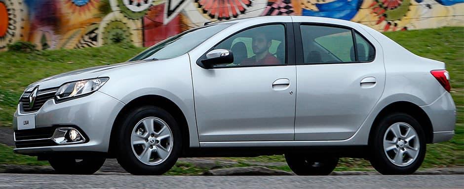 Аренда автомобиля Renault Logan в Одессе