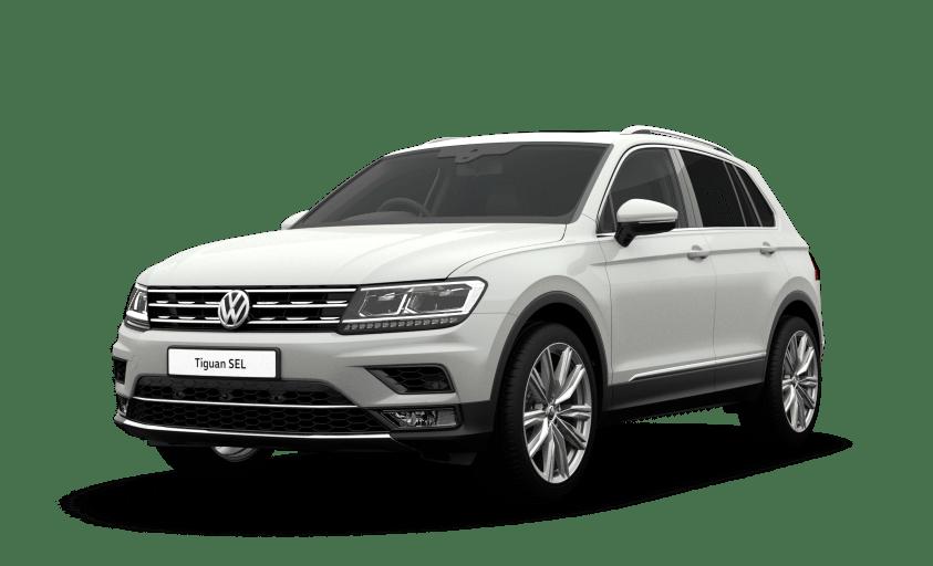 Volkswagen Tiguan 2017 в прокат