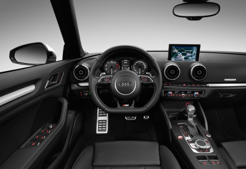 Audi A3 Cabrio Quattro for rent in Odessa