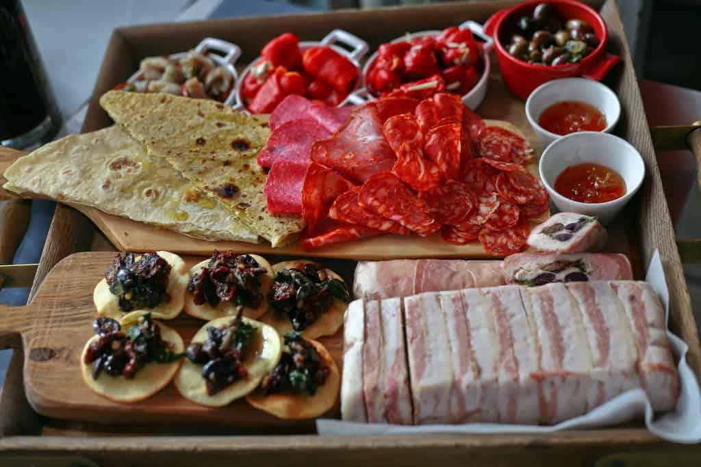Одесские рестораны и еда