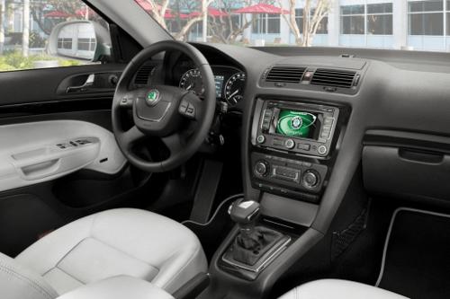Прокат авто Одесса - Skoda Octavia Wagon